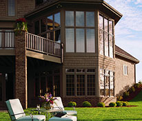 Exterior Sun Control | Residential Window Film Solutions
